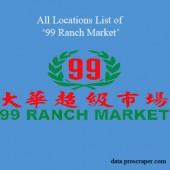 99 Ranch Market Locations