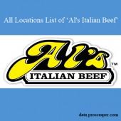 Al's beef locations
