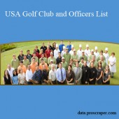 USA Golf Club and Officers List