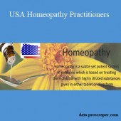 USA Homeopathy Practitioners
